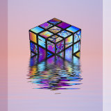 Psychedelic Rubik 01