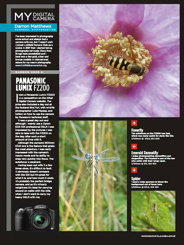 What Digital Camera Mag Nov 2013