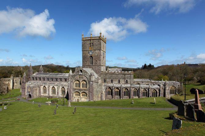 St Davids , Pembrokeshire