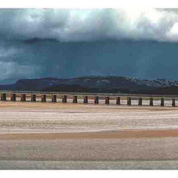 Arnside Bridge Cumbria