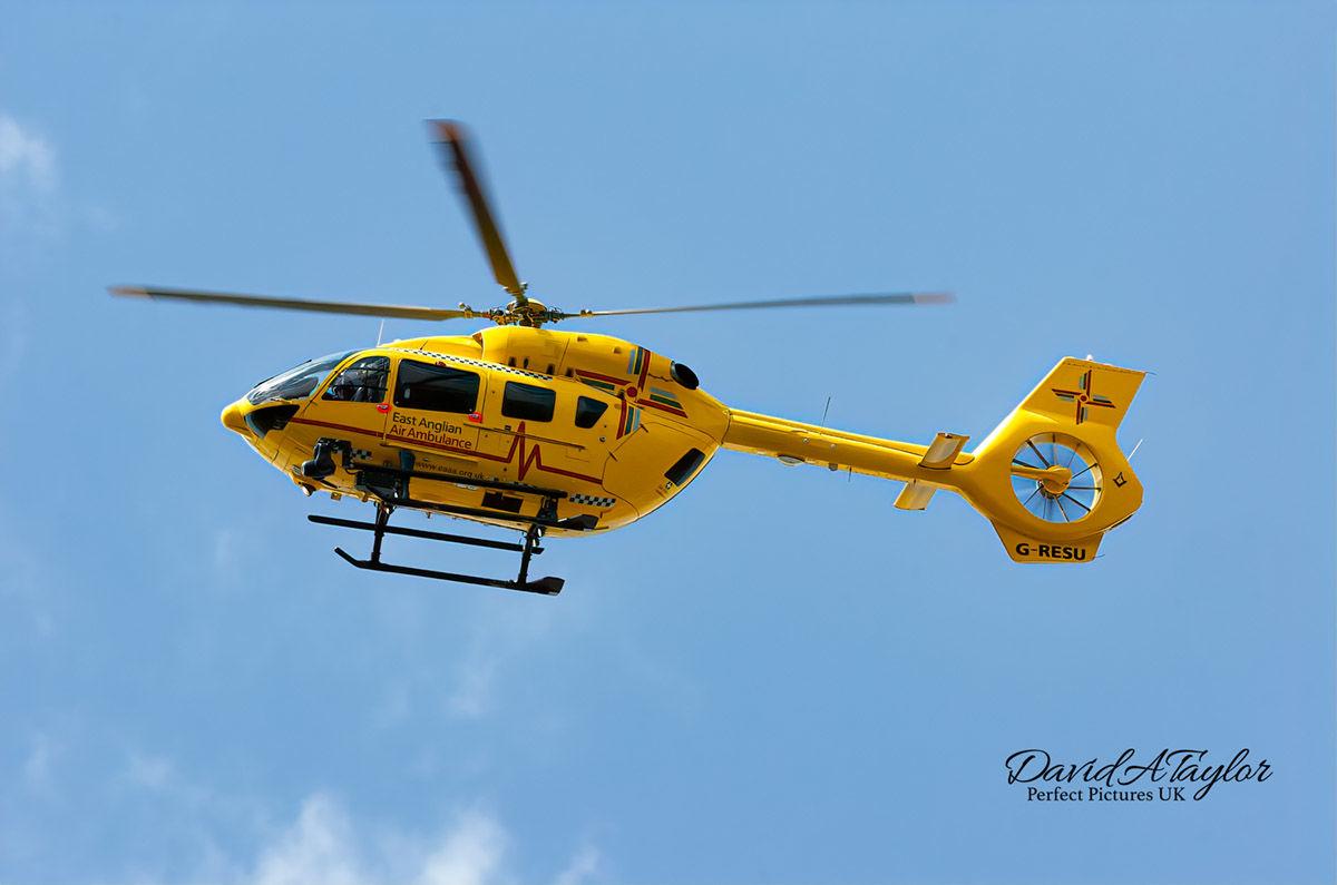 East Anglia Air Ambulance- 01