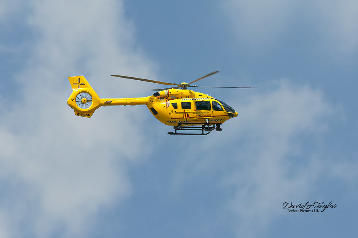 East Anglia Air Ambulance- 02