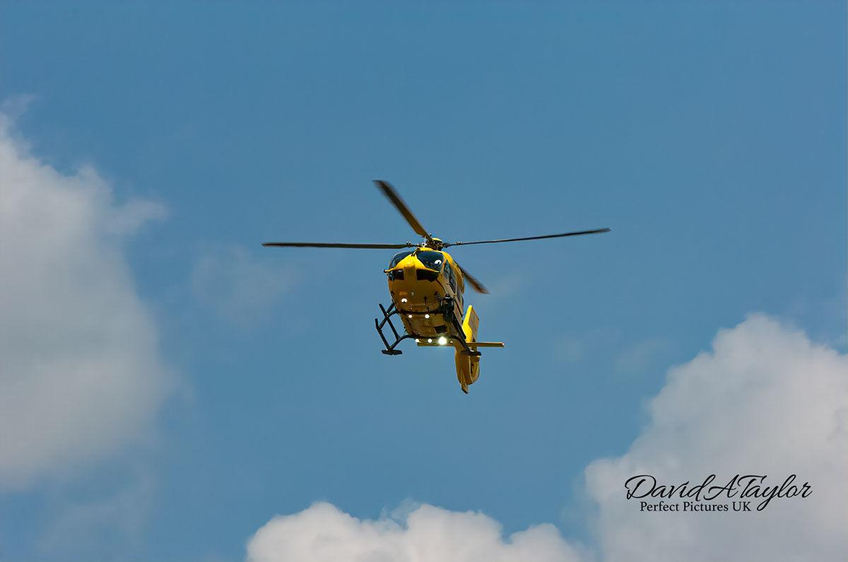 East Anglia Air Ambulance- 03