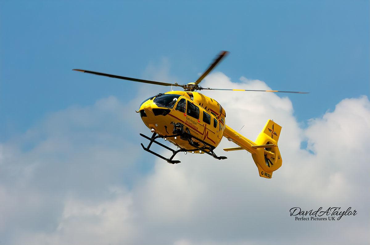 East Anglia Air Ambulance - 04