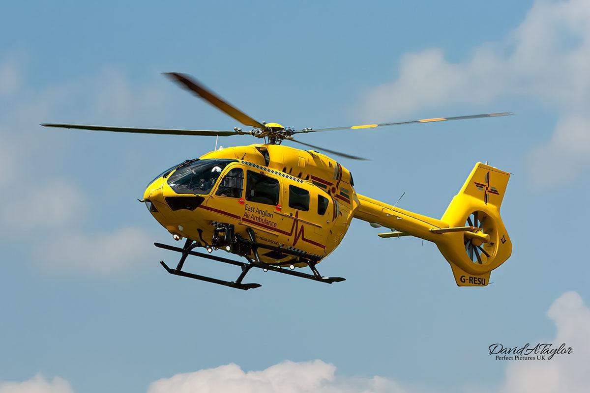 East Anglia Air Ambulance - 05
