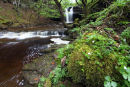 01D-0600 Summerhill Force and Gibsons Cave Bowlees Upper Teesdale