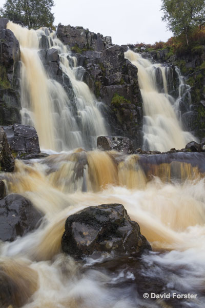 01M-5176 Bleabeck Force Upper Teesdale County Durham UK