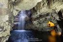 02M-8435a Smoo Cave Durness Sutherland Scotland UK