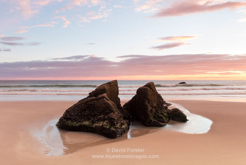 02M-8467 Dawn Light Sango Bay Durness Sutherland Scotland