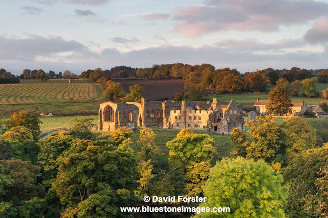 03M-8982 Egglestone Abbey, Barnard Castle, Teesdale, County Durham.