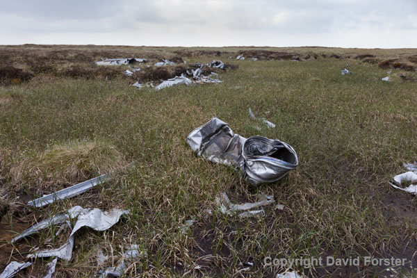 06D-8408 Aircraft Wreckage from a Gloster Meteor NF11 (Serial No WD778)