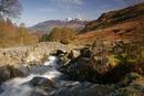 5711 Ashness Bridge and Skiddaw, English Lake District