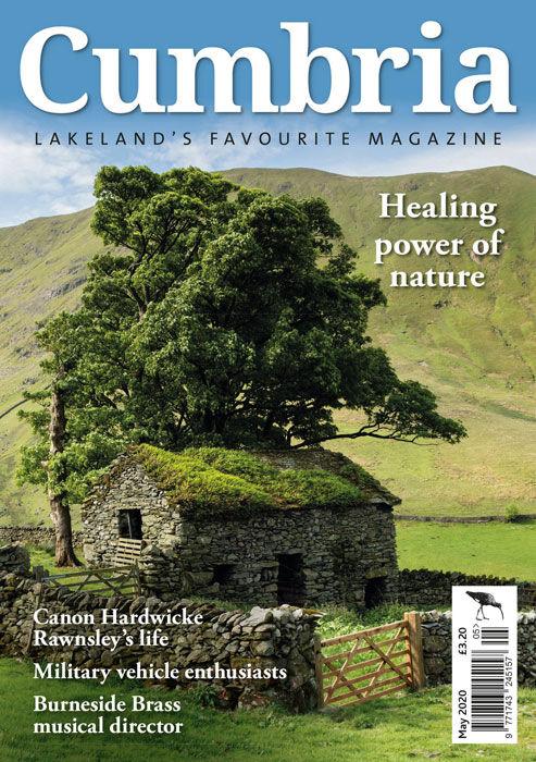 Cumbria Magazine Front Cover