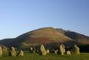 D12 1.12 Castlerigg Stone Circle, English Lake District.