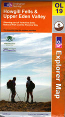 Ordnance Survey Map Front Cover