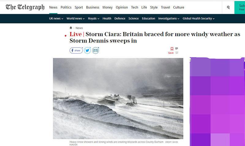 The Telegraph Newspaper