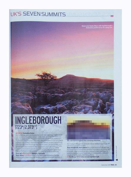 Trail Magazine - Main Image David Forster