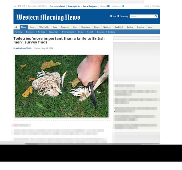 Western Morning News
