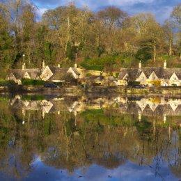 Bibury cottages 2