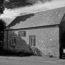 Poundsgate chapel