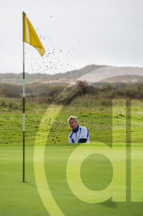 Calvert Trust Golf Day at Saunton Sands Club