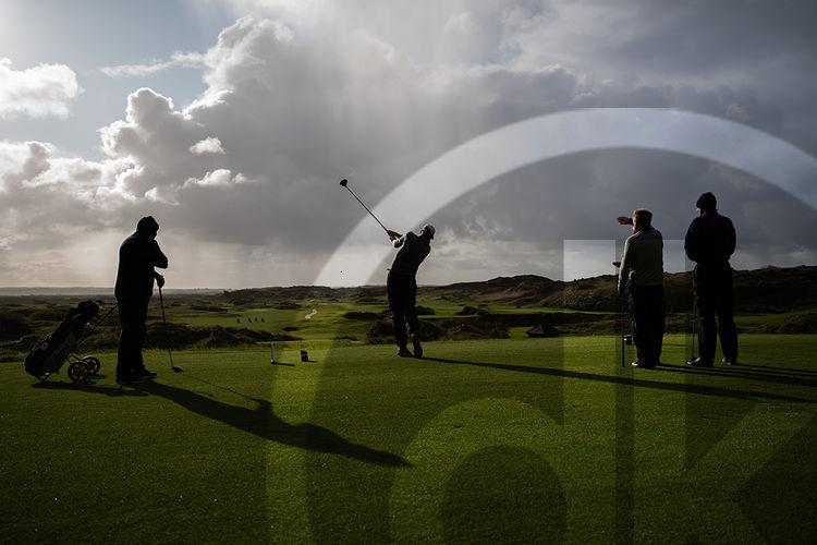 Calvert Trust Golf Day at Saunton Sands Club