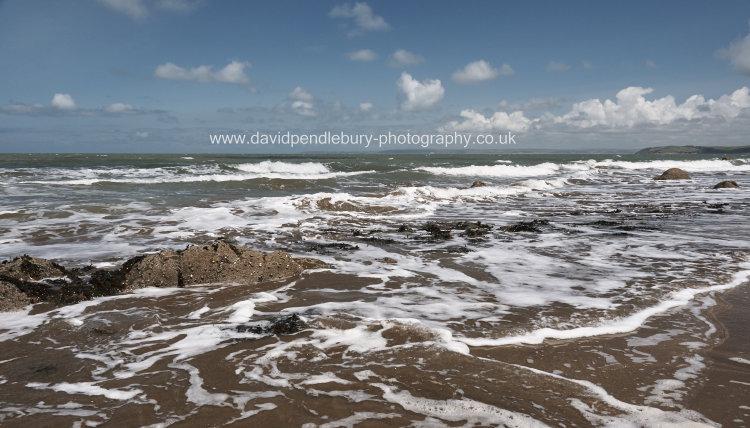 Seascape Bucks Mills Beach North Devon