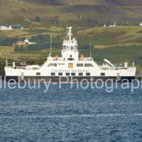 Ferry from Skye To Raasay