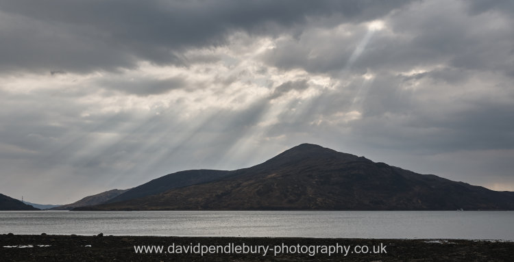 Fingers Of God ! Reraig, Balmacara, Kyle of Lochalsh, Isle of Skye, Lochalsh and the Western Isles