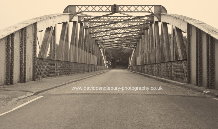 Moore Lane Swing Bridge Moore Warrington