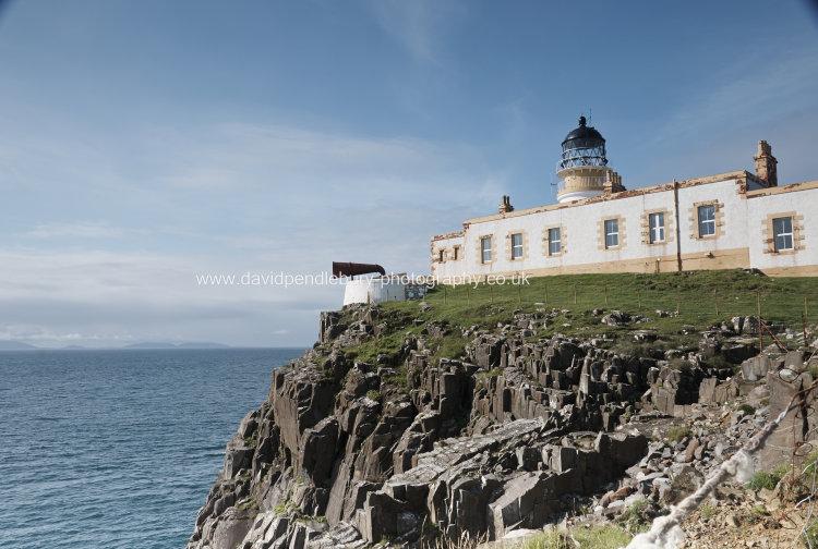 Neist Point Lighthouse The Isle Of Skye