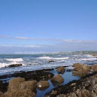 North Devon Coastline Bucks Mills Beach