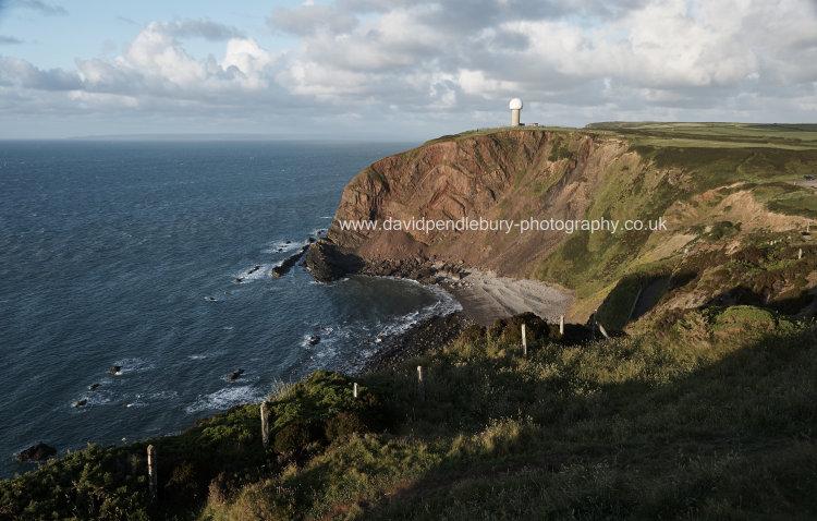 Radar Station Hartlands Point North Devon
