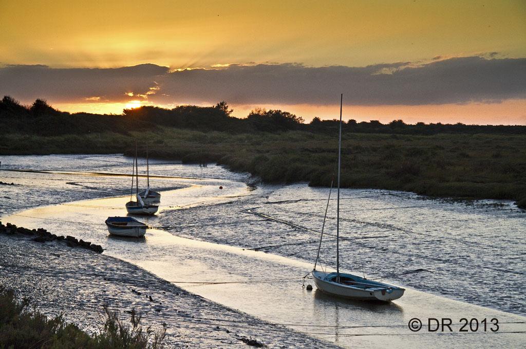 Channel near Morston (1)