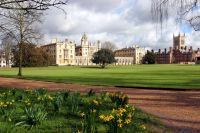 Cambridge in Spring