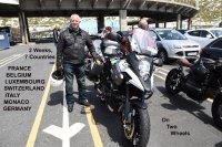 Summer 2018 Motorcycle Tour