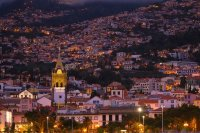 Evening in Funchal