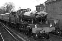 Severn Valley Railway Steam Train