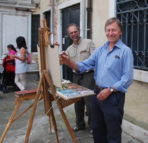 David in Venice