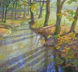 Horse Chestnuts, Harewood 15inx16in
