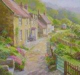 Spring, Teapot Hill, Sandsend 15x16