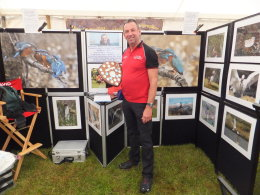 Gillingham & Shaftesbury Show 2015 Best Stand Award