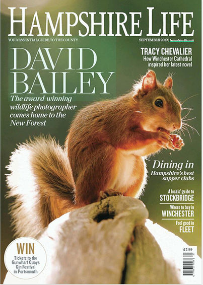 Hampshire Life magazine September 2019