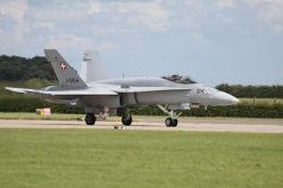 Swiss AF F18 Hornet