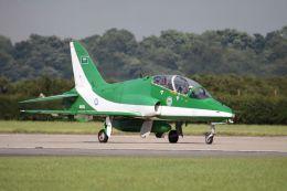 Royal Saudi AF Display Hawk T1A