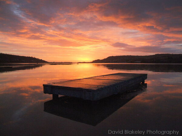 Sunrise Flow Point, Teign Estuary