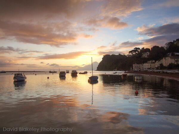 Sunrise from Clipper Quay, Shaldon