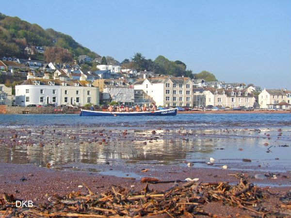 Shaldon reflections from The Point
