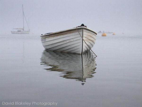 Foggy dawn Shaldon