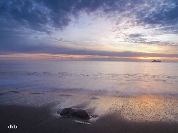 Sunrise Ness Beach, Shaldon